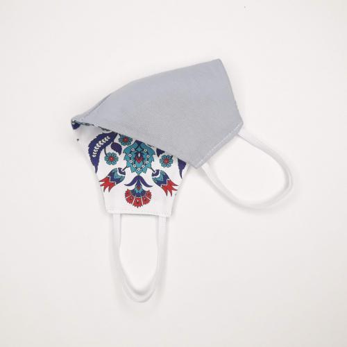 Maseczka ochronna profilowana dzianinowa – perski ornament