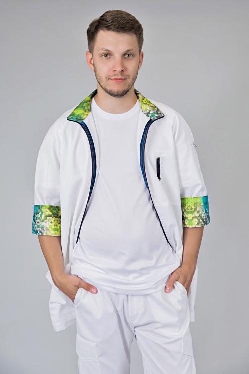 Marynarka medyczna – Odzież medyczna Camil
