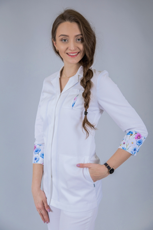 Marynarka medyczna – Odzież medyczna Nathalie