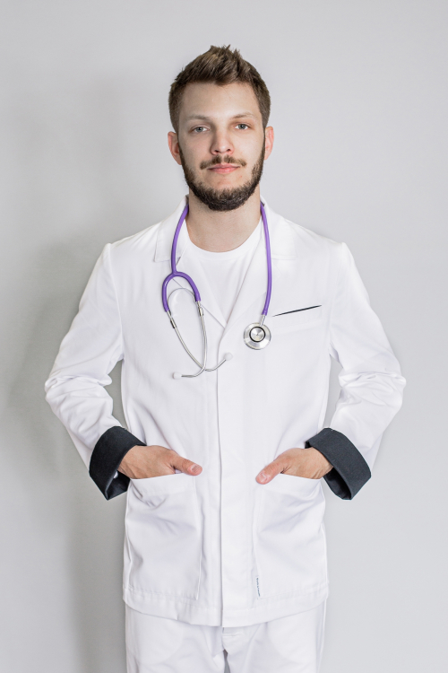 Marynarka medyczna – Odzież ochronna Victor