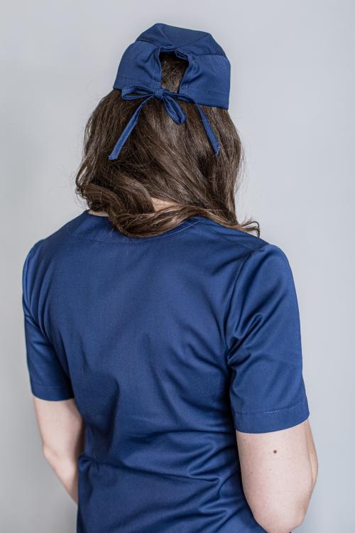 Komplet odzieży- Zestaw odzieży medycznej chirurgicznej damskiej